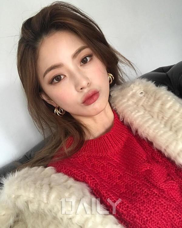 연예인 뺨치는 미모를 소유한 스타의