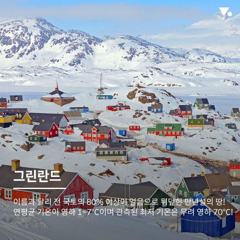전세계 가장 추운 장소 6곳은 어디?