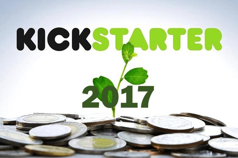킥스타터(Kickstarter)의 2