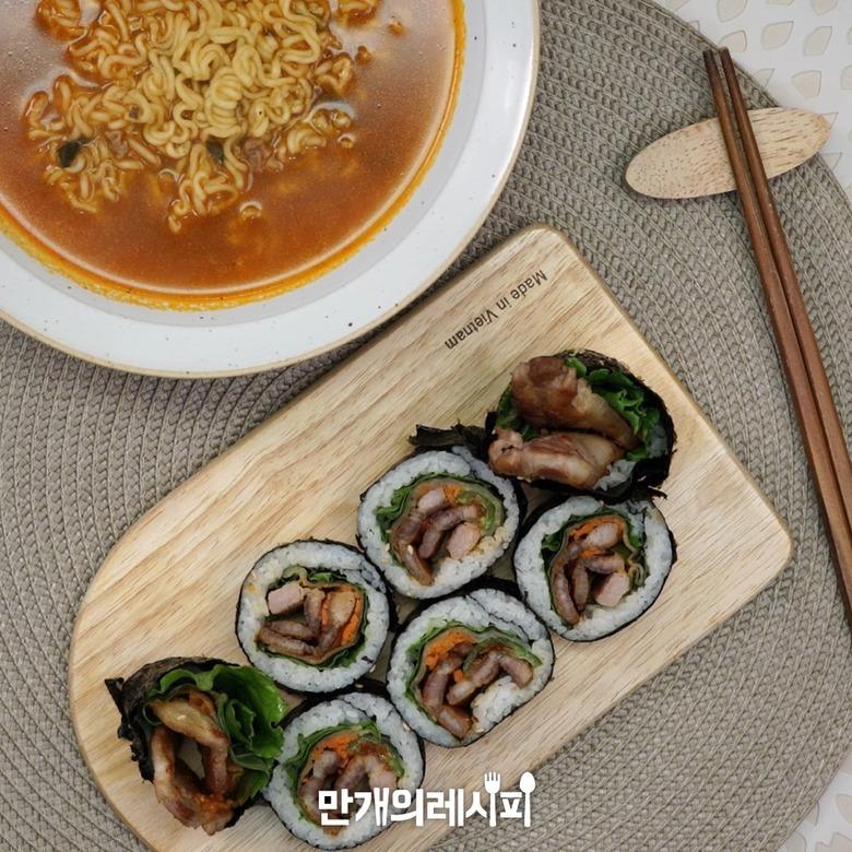vㅔ리 핫★한 강식당 레시피 등장!