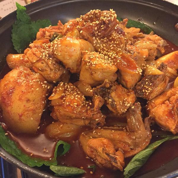 밥 한그릇 뚝딱! 서울 닭볶음탕 맛집