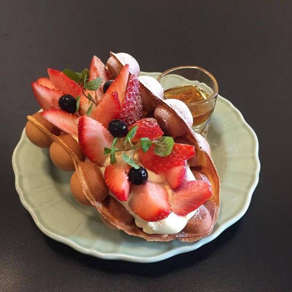 딸기메뉴 맛집
