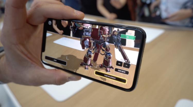 증강현실(AR) 시대 맞이하는 애플,