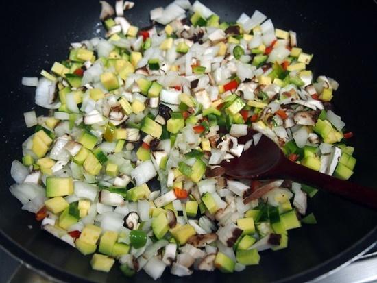 강된장과 보리밥