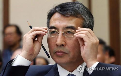 """민중기 성희롱 논란에… 大法 """"4년前"""
