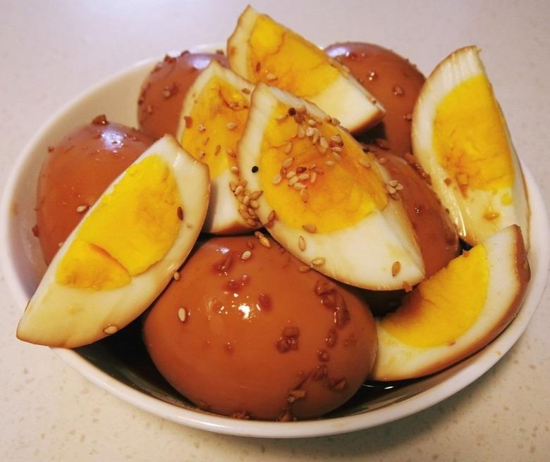 달걀 장조림 간단하고 맛있게!