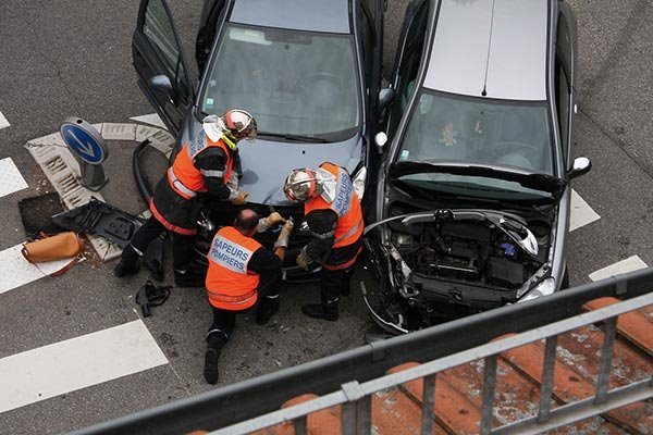 갑작스러운 교통사고에는 이렇게!
