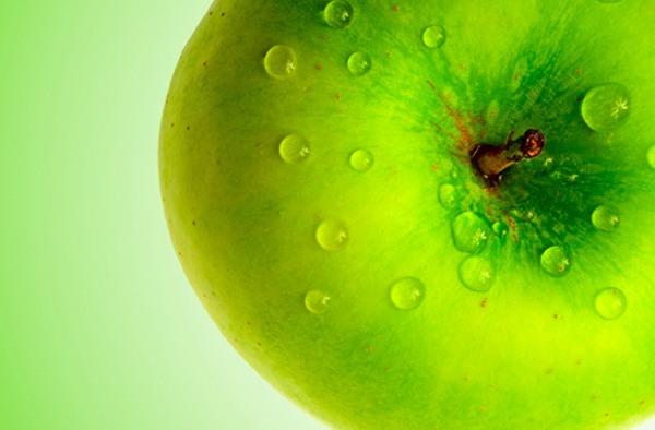 사과, 껍질째 먹어야 하는 6가지 이