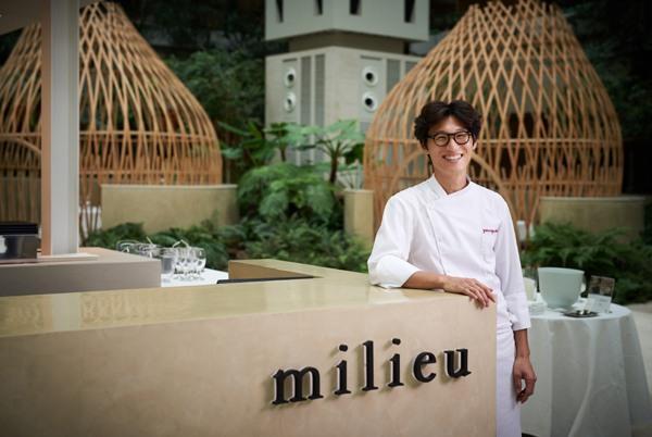 김영원 셰프는 지난해 5월 제주 최초의 프렌치 레스토랑인 밀리우의 헤드셰프로 선임됐다. [사진=제주 해비치 호텔 앤드 리조트 제공]