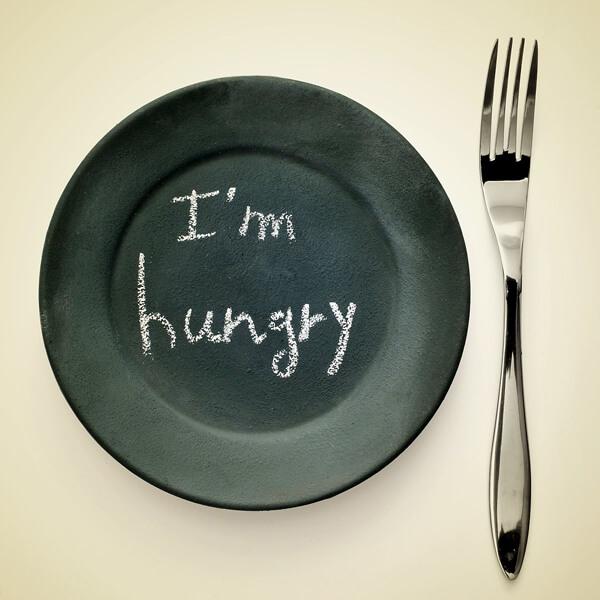 먹는 순서가 중요한 뷔페에서 많이 먹
