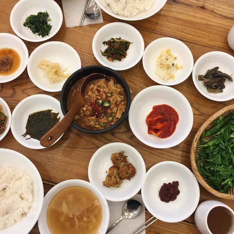 윤식당 비빔밥, 한국에서도 비빔밥맛집