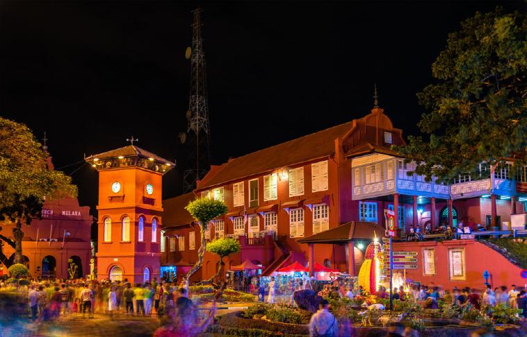 묘하게 닮은 두 도시 베트남 호이안