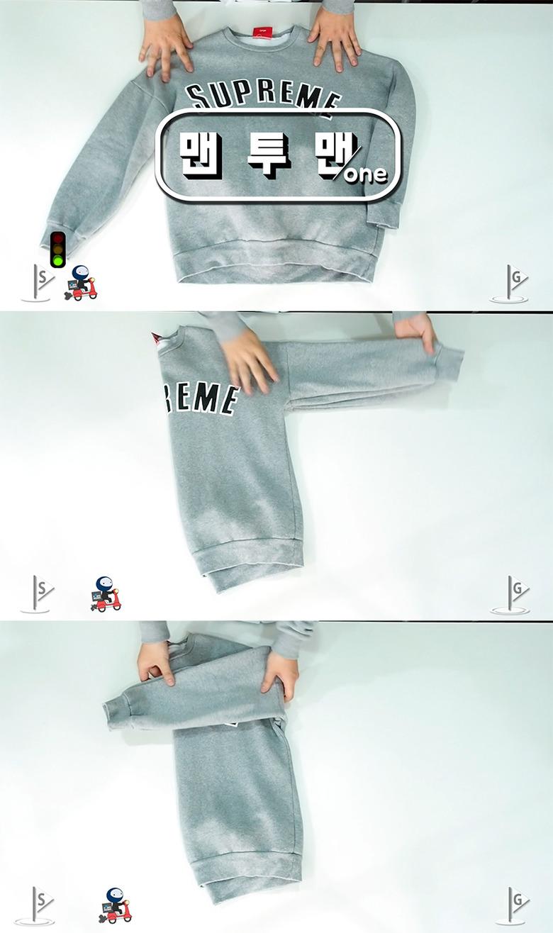 겨울옷 종류별로 접는 방법