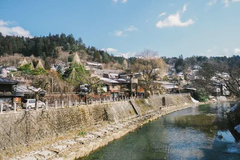 일본 소도시 다카야마 여행 어디까지