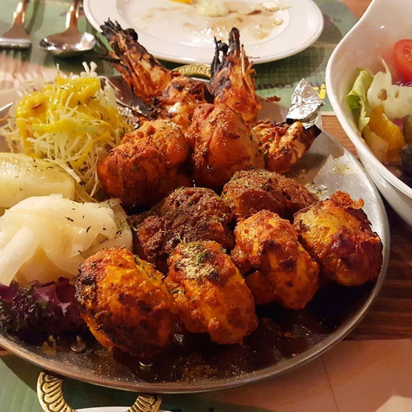 나마스테! 인도 커리 맛집