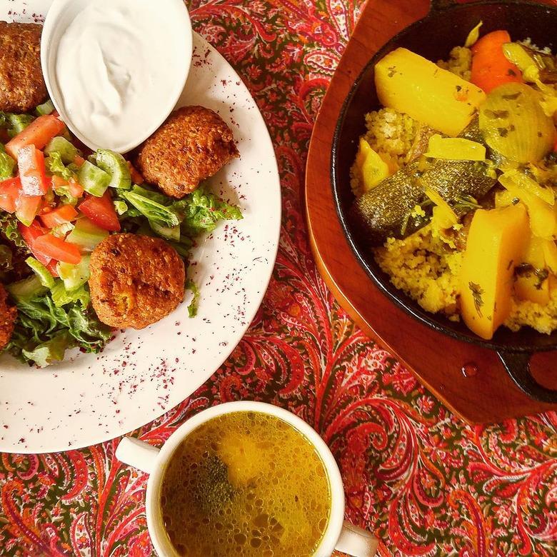 형형색색 아프리카의 맛, 모로코 맛집
