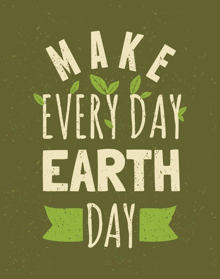 환경오염으로부터 지구를 지켜라