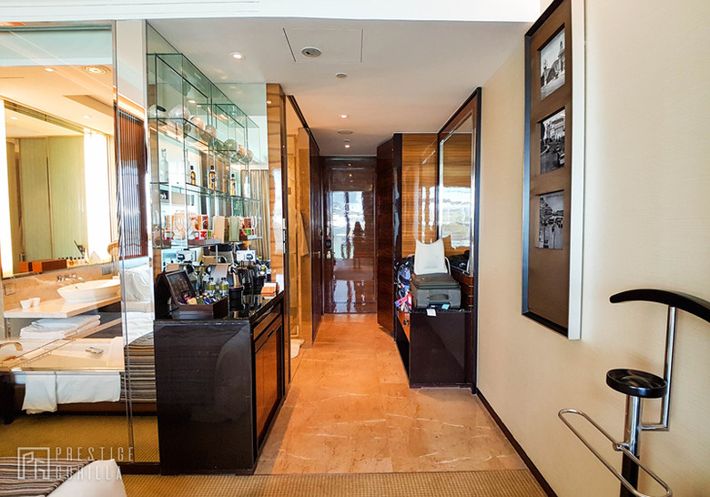 [싱가포르] 더 풀러턴 베이 호텔 :