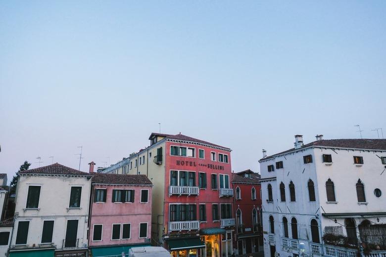 베네치아 호텔 '호텔 돌로미티(Hot