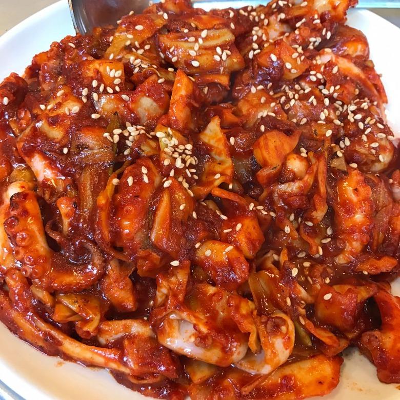 봄 대표 제철 음식, 매콤 쫄깃 영양