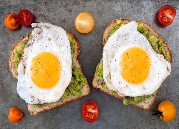 완전식품 달걀, 일주일에 3개 이상