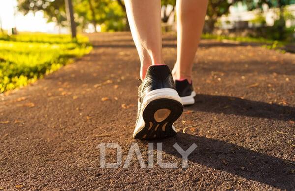걷는 것이 보약, 걷기 운동의 효과