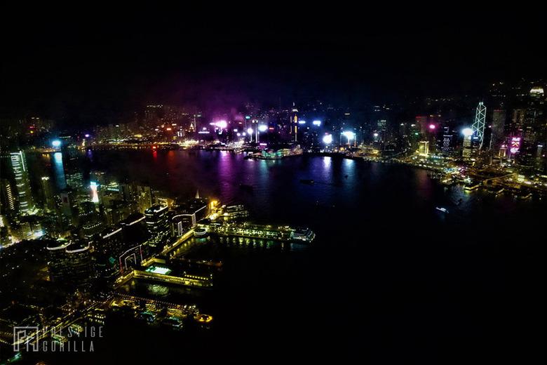 [홍콩] 더 리츠-칼튼 : 디럭스 빅