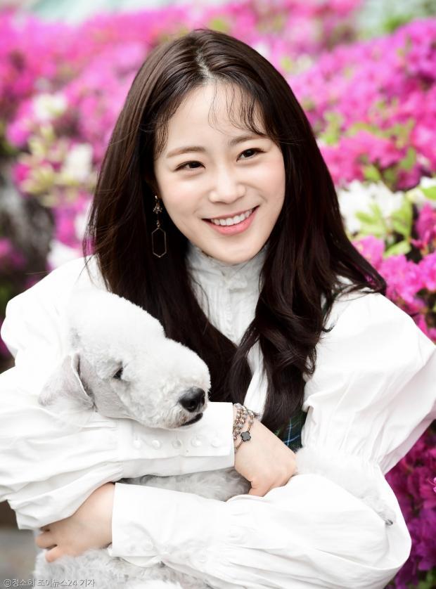 """허영지 """"하현우와 공개연애, 오히려"""