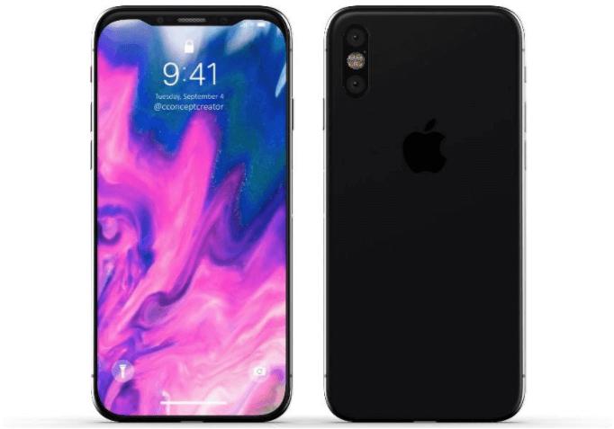 차세대 아이폰X(2세대), 애플이 없