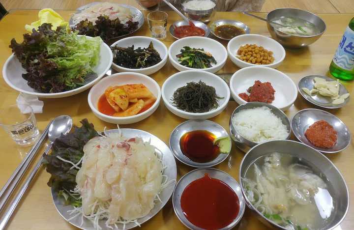 방송에 나왔던 부산 맛집 BEST 5