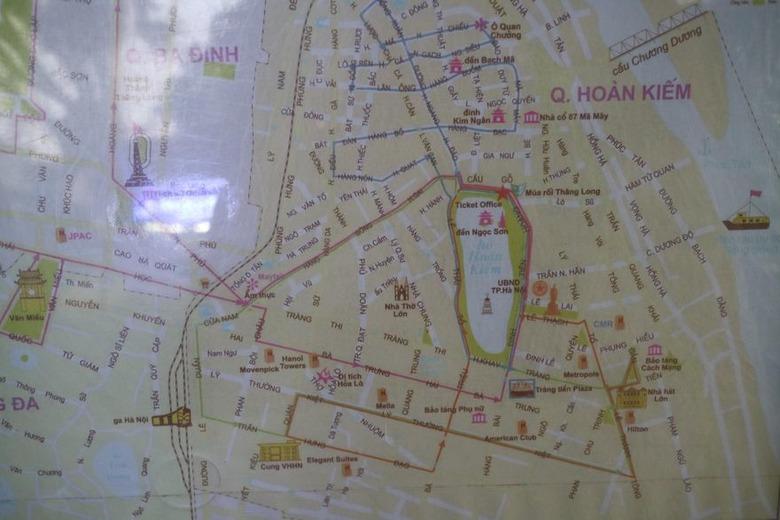하노이여행 무엇을 할까 추천 VS 비