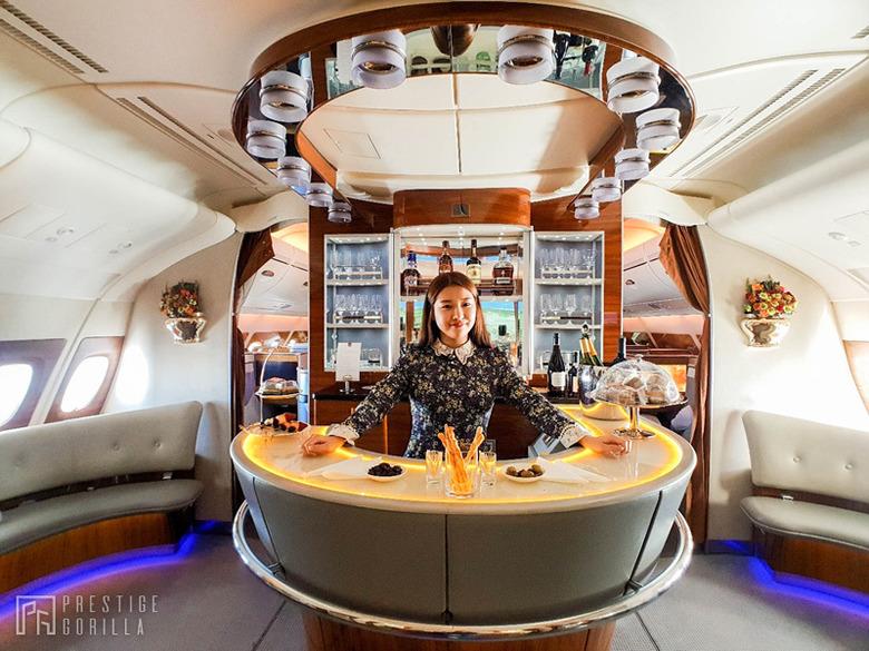 [에미레이트항공 'A380-800']