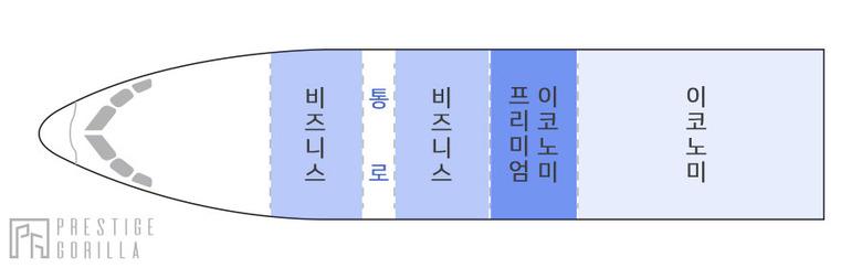 [ANA항공 'B787'] 김포-하네