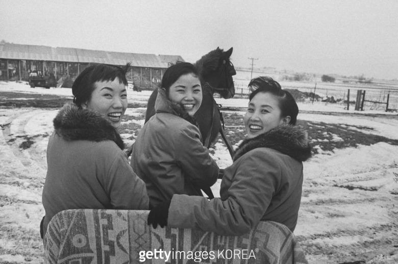 1960년대 미국을 휩쓴 한국 최초의