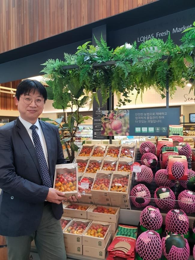 권혁준 풀무원 올가홀푸드 신선식품팀 팀장.
