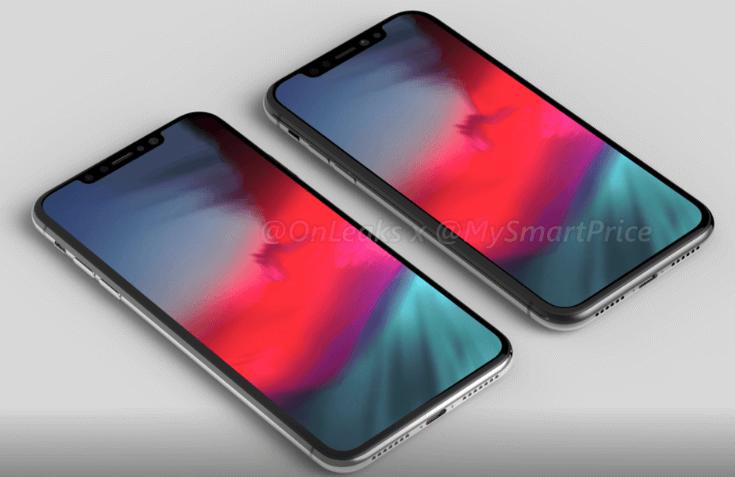 6.1인치 화면 '아이폰9' 렌더링