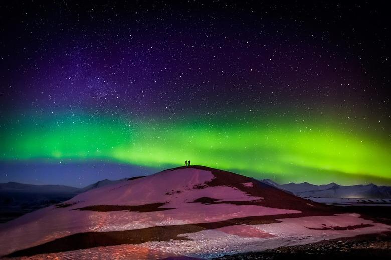 세계의 황홀한 밤하늘 베스트8