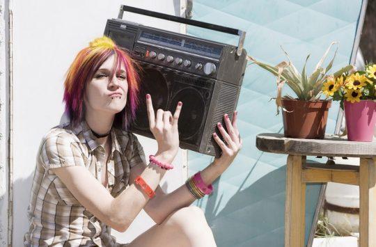 10대 때 듣던 음악에서 헤어나오지