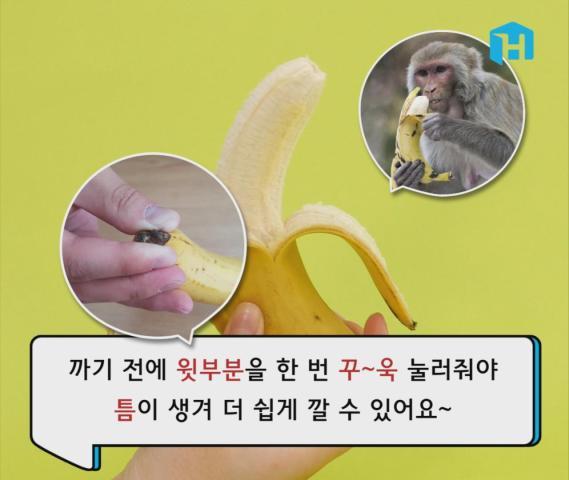 먹을 때 알면 유용한 방법들 2탄