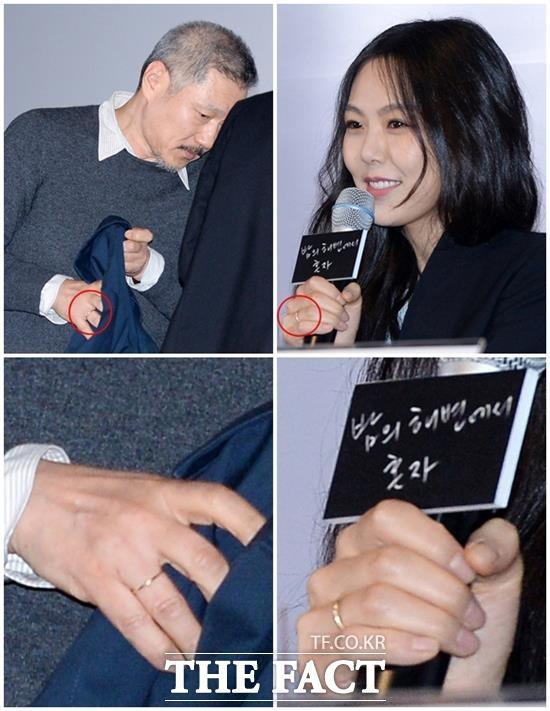 홍상수-김민희의 '강변호텔', 연인관