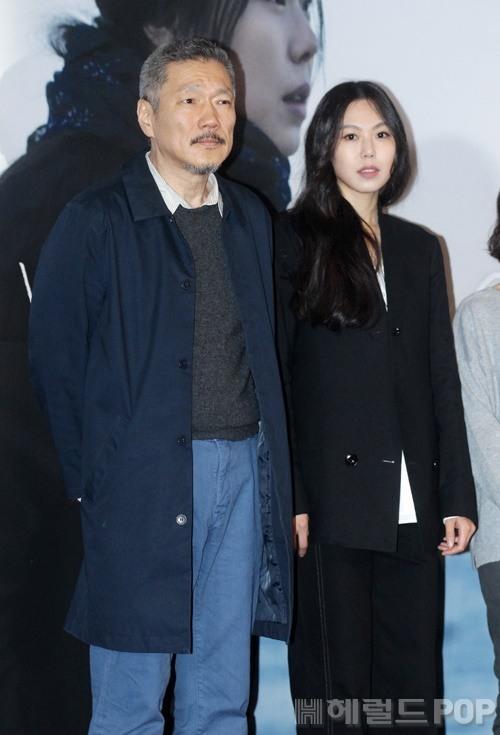 '김민희♥' 홍상수 감독, 이혼조정