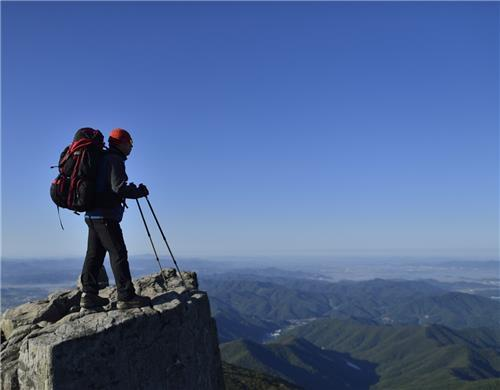 그는 11년째 무등산만 오른다…사진작