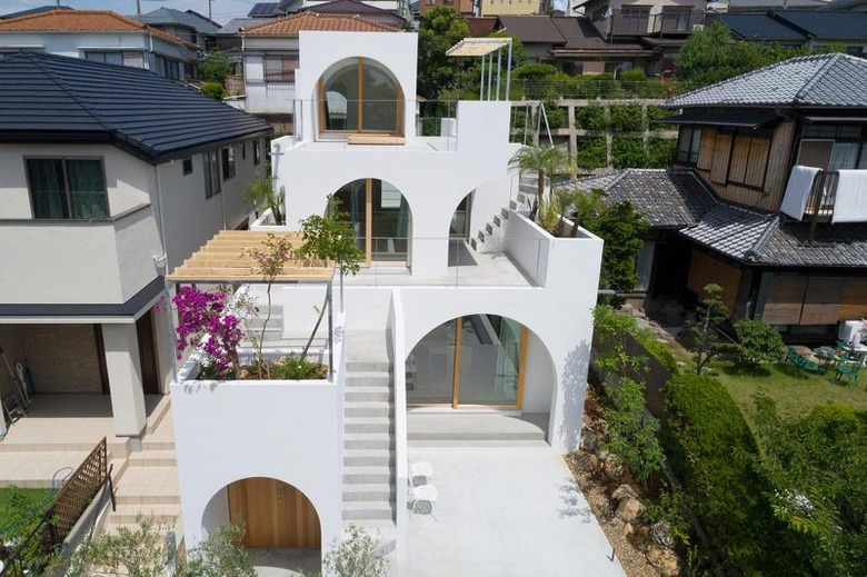 House in Tarumi