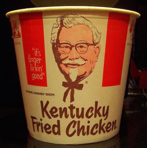잘 알려지지않은 'KFC 영감님' 이