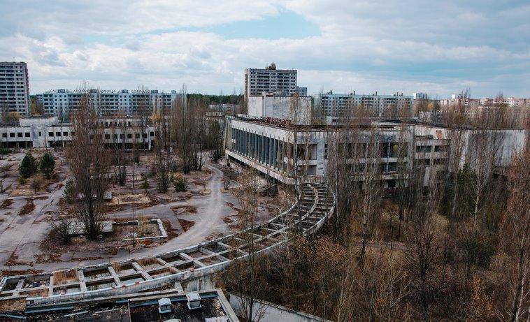 체르노빌로 떠나는 여행? 비극의 흔적