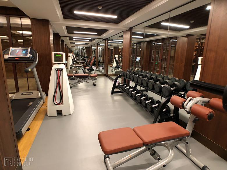상하이 카펠라 호텔 : 시쿠멘 빌라