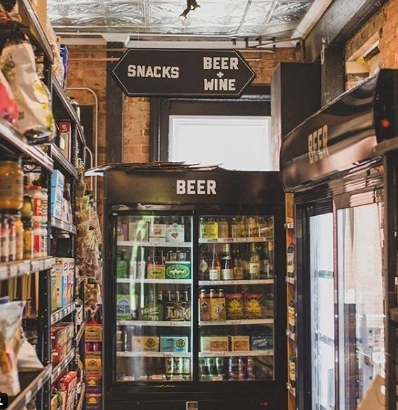 유니온 키친이 직접 운영하는 식료품점. 워싱턴DC에 2개 매장이 있다. [사진=유니온 키친]