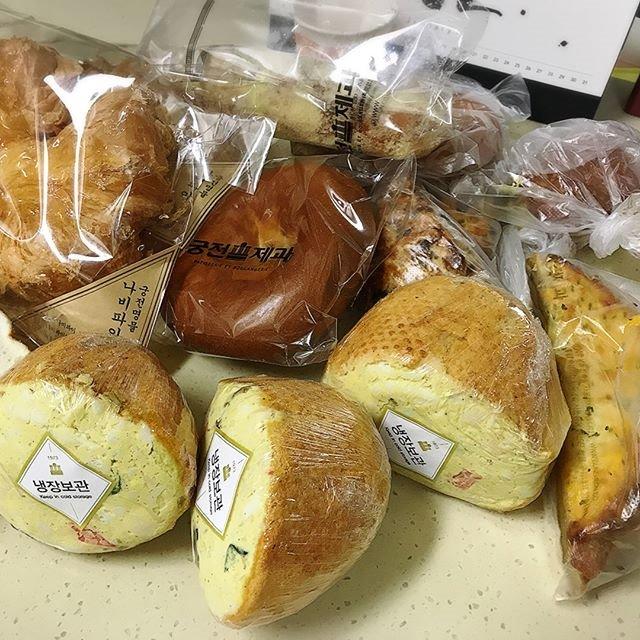 아직도 안 먹어봤어? 광역시 대표 빵