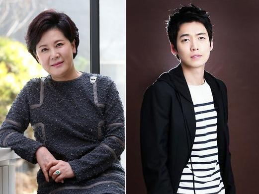 배우 박정수, 연인 정을영PD와 결혼