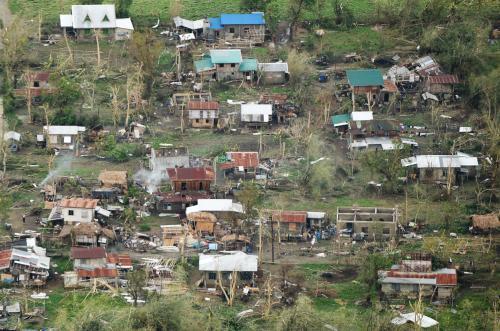 최악의 태풍·허리케인에… 필리핀 최소